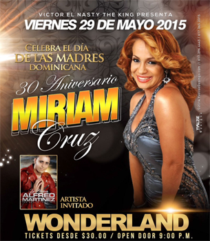 MIRIAM CRUZ EN VIVO MAY 29