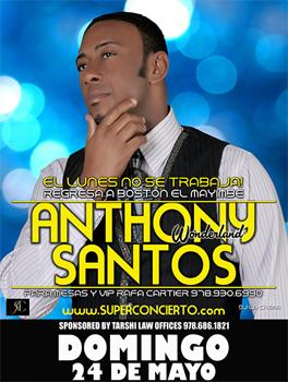 ANTHONY SANTOS EN VIVO FEBRUARY 27TH