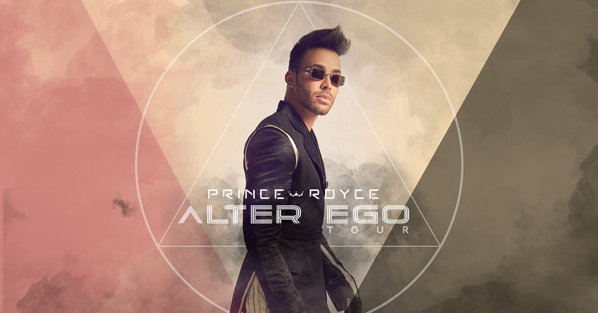 Prince Royce At House of Blues Boston